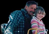 steve and daughter - image